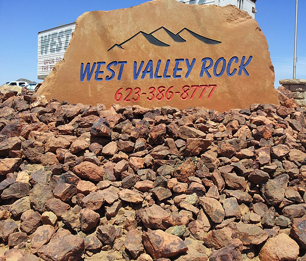 ... West Valley Rock ... - Pavers, Retaining Walls, West Valley Rock, Phoenix, Arizona, AZ